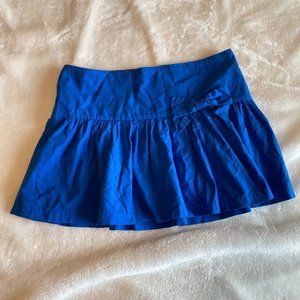 Abercrombie & Fitch  4 27 bow skirt